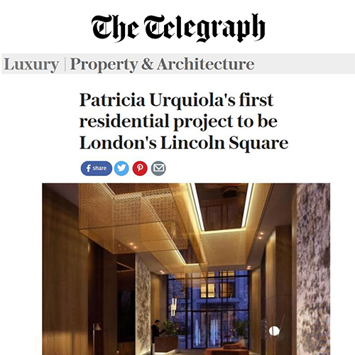 Lodha in The Telegraph