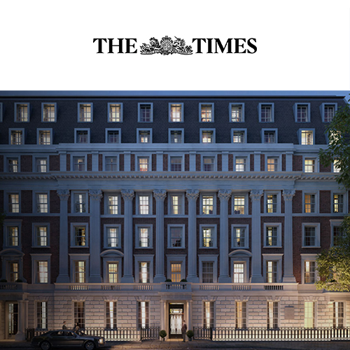Lodha in the TImes